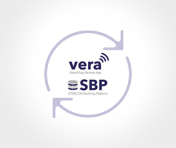 Evolution de la solution SBP & VERA